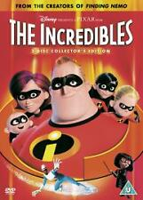 The Incredibles [DVD] New Sealed