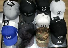 Mercedes-Benz GENUINE Baseball Cap Hat. Adjustable size with MB Embroidered Logo