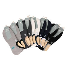 10 Pairs Fashion Mens Ankle Socks Sport Cotton Blend Color Low Cut Casual Socks