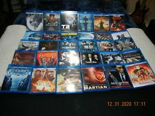 Blu-ray HD MOVIES!!! *ONLY $5.95 ANY TITLE!!!* + BULK OPTIONS!!!  LIKE NEW!!!