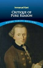 Critique of Pure Reason: By Kant, Immanuel