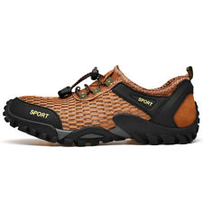 Men's Casual Sneaker Hiking Climbing Athletic Wading Breathable comfort Shoes