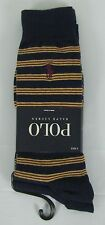NEW Polo Ralph Lauren Mens Socks 2 Pairs to a Pack size 10/13, shoe size 6/12.5
