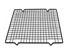 Nonstick Cooling Rack Stainless Steel Grid Baking Tray Cookie Biscuit Cake Pan