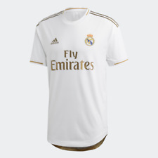 BNWT Adidas 2019/20 REAL MADRID Home Authentic Soccer Jersey Football Shirt