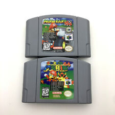 For Nintendo N64 USA version - SUPER MARIO series 7 NES Games Collection Card
