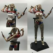 12inch 30cm Real Clothes Can be Undress Crazy Toys Sexy Suicide Squad Harley