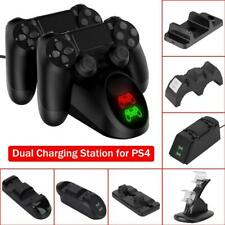 Game Controller USB Charger Charging Dock Station Stand for Playstation 4 PS4 SS
