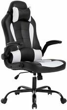 BestOffice PC Gaming Chair Ergonomic Office Chair Cheap Desk Chair with Lumbar S