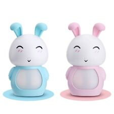USB Aroma Essential Oil Diffuser Ultrasonic Cool Mist Rabbit Humidifier H6K1