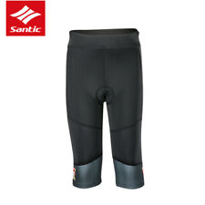 Kids Cycling Pants Push Bike Bicycle Riding Protective 4D Padded Children Santic
