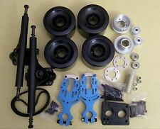 DIY dual motor drive kit for electric skateboard 97MM wheels without motor