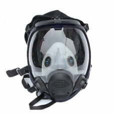 15 Pcs in 1 F 6800 Full Face Facepiece Mask Respirator Painting Spraying