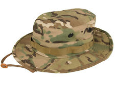 MULTICAM Camo Poly Cotton Ripstop Military Boonie Hat by PROPPER F5502