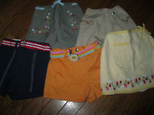 Girl Shorts sz 3 Gymboree Strawberry Patch or Summer Shorts  U-Pick Nwts