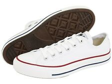 NEW CONVERSE CHUCK TAYLOR ALL STAR OX OPTICAL WHITE ORG