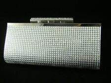 Crystals PU Wedding/Party Purse Clutch Prom 3 Colors