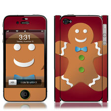 Protective Skins for the iPhone 4 & 4S - With FREE Wallpaper Download to Match!