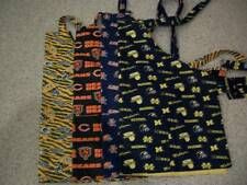 APRONS FOOTBALL (ASSORTED TEAMS) AND ARMY PATTERN BARBEQUE STYLE