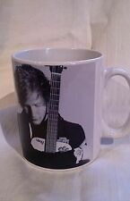 ED SHEERAN NOVELTY MUG & COASTER-PERSONALISE FREE-BIRTHDAY PRESENT GIFT