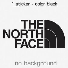 THE NORTH FACE  Sticker Decal Logo - Multiple sizes and colors - pegatina