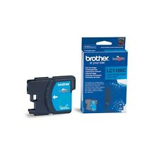 Genuine Brother LC1100C Cyan Ink Cartridge for DCP MFC Printers
