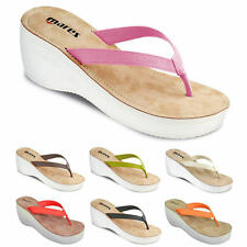 MARES RITA - Ladies Girls Womans Sandals - Wedge Heel - Sizes 2/7 - EU 35/40 NEW