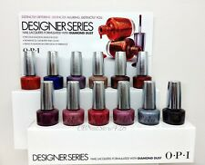 OPI Nail Lacquer- DESIGNER SERIES - Many Gorgeous & Luxurious Shades to Choose