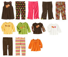 6M-5T NWT GYMBOREE FALL FOR AUTUMN BABY TODDLER GIRLS DRESS TOPS PANTS U PICK
