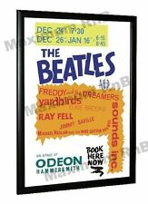 The Beatles The Fourmost Concert Poster Torquay '63