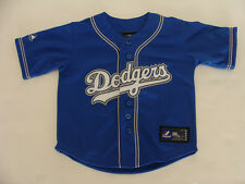 Los Angeles Dodgers Kids Blue Jersey 2tone Gry Line