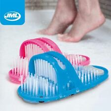 Genuine JML Shower Feet Foot Cleaner Scrubber Washer Bath Brush Massager Fit All