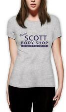 Keith Scott body shop service and repair Women T-Shirt one tree hill auto Lucas