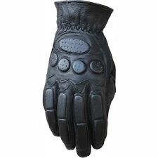 New High Quality Motorcycle Men's Lamb Leather Gloves 02