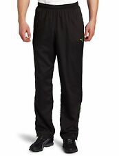 Puma Fashion Woven Pants -  Black - MSRP.  $45.00