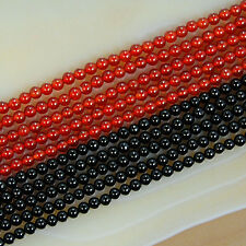 "2mm Agate Round Small Gemstone Beads 15.5"" Pick Color"