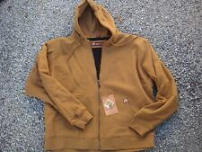 Dri Duck Crossfire 7033 Heavy Fleece Jacket with Thermal Lining Med & 3XL