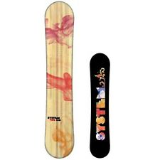 NEW System Vibe 2012 Snowboard 144 147 150 153 cm ... Ride On