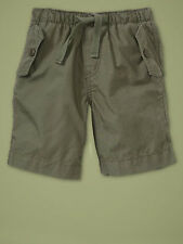 NEW GAP RIPSTOP PULL ON SHORTS SIZE 12-18-24M 2T 3T