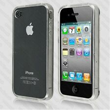 Stylish Shiny Ultra Thin Crystal Case Cover & Bumper Guard For iPhone 4 & 4S & 5