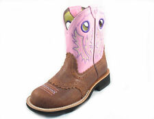 Ladies Ariat Fatbaby-Chocolate/Bubblegum #10006855- Several sizes available
