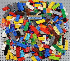 LEGO - 2x2 2x3 2x4 2x6 2x8 Plates Lot Assorted Colors Tiles Huge Bulk Pound 1000