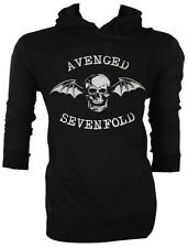 NWT Avenged Sevenfold M. Shadows Zacky Vengeance Hit Punk Hoodie Jumper S,M,L
