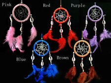 Dream Catcher with feather wall or car hanging decoration ornament