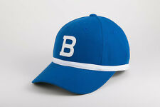 1913 Brooklyn Dodgers Low Crown Fitted Cap Lid American Needle Throwback MLB NWT