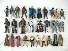STAR WARS MODERN FIGURES SELECTION - MANY TO CHOOSE FROM !    (MOD 12)