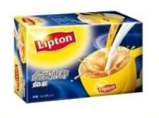 Lipton Gold instant 3 in 1 milk tea powder Hong Kong Style rich and smooth