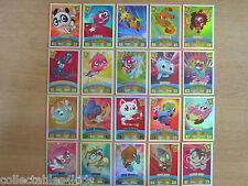 Series 3 Moshi Monsters Mash Up! cards: pick your rainbow foil cards