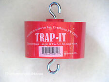 Trap-It  Ant Moat Barrier Guard  for Hummingbird Feeders, Red, Black, or Green