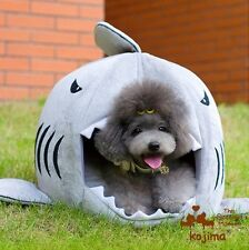 Pet Products Supplies Dog Bed Cat Bed Mat Sofa Dog House Cushion Shark Shape New